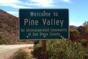Pine Valley, CA
