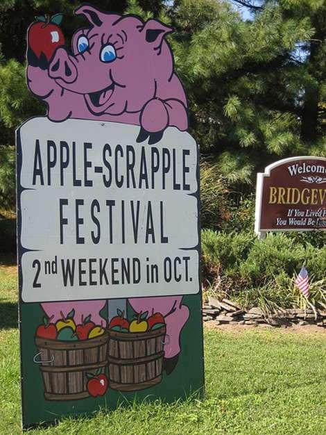 Apple Scrapple Festival, October 8th & 9th, 2021